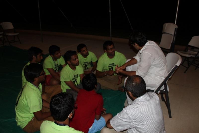 Shree Swaminarayan Nar Narayan Dev (NNDYM) Camp 2014 Byron Georgia (448)