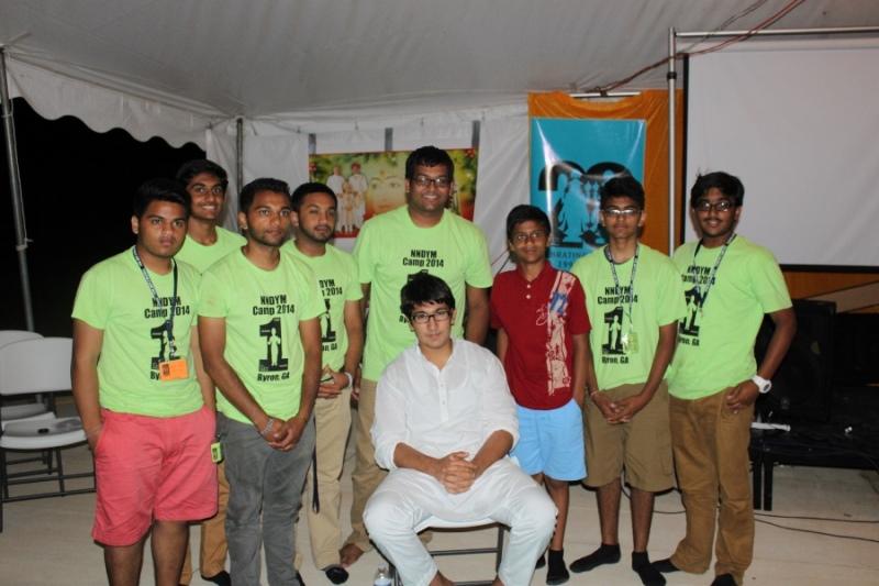 Shree Swaminarayan Nar Narayan Dev (NNDYM) Camp 2014 Byron Georgia (449)