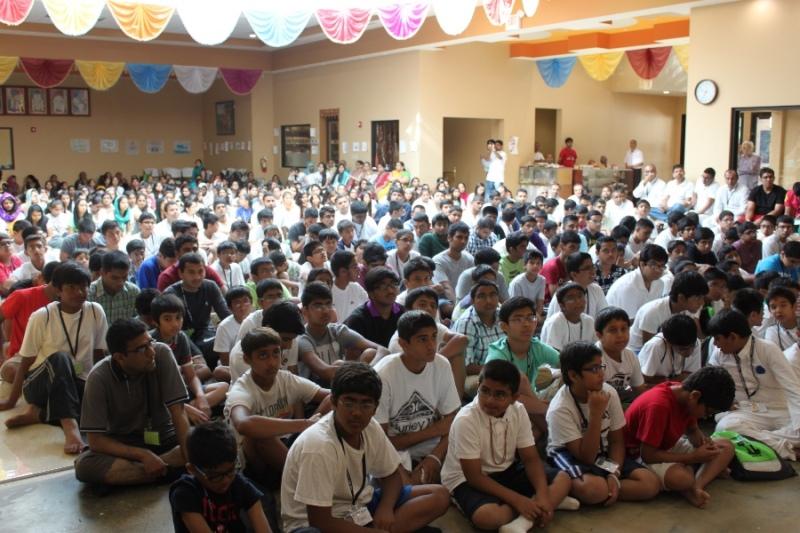Shree Swaminarayan Nar Narayan Dev (NNDYM) Camp 2014 Byron Georgia (450)