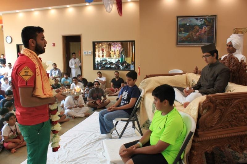 Shree Swaminarayan Nar Narayan Dev (NNDYM) Camp 2014 Byron Georgia (456)