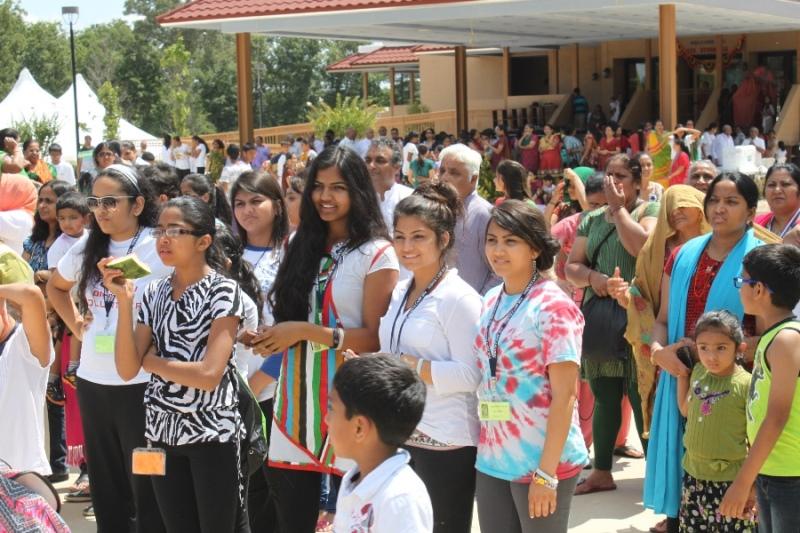 Shree Swaminarayan Nar Narayan Dev (NNDYM) Camp 2014 Byron Georgia (465)