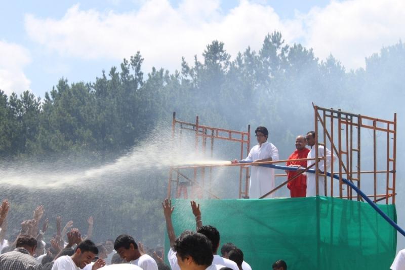 Shree Swaminarayan Nar Narayan Dev (NNDYM) Camp 2014 Byron Georgia (466)