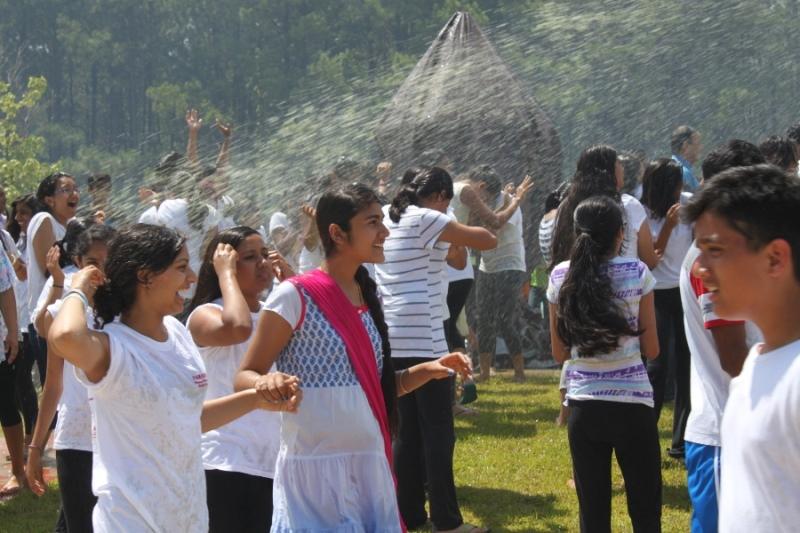 Shree Swaminarayan Nar Narayan Dev (NNDYM) Camp 2014 Byron Georgia (471)
