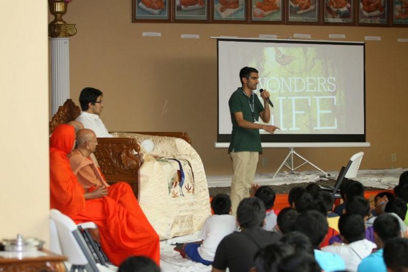 Shree Swaminarayan Nar Narayan Dev (NNDYM) Camp 2014 Byron Georgia (485)
