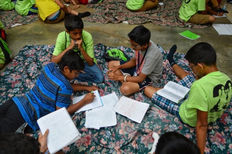 Shree Swaminarayan Nar Narayan Dev (NNDYM) Camp 2014 Byron Georgia (52)