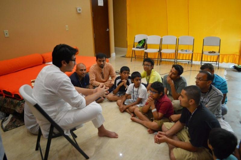 Shree Swaminarayan Nar Narayan Dev (NNDYM) Camp 2014 Byron Georgia (6)