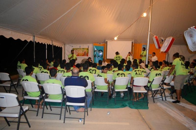 Shree Swaminarayan Nar Narayan Dev (NNDYM) Camp 2014 Byron Georgia (75)