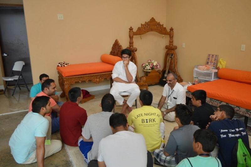 Shree Swaminarayan Nar Narayan Dev (NNDYM) Camp 2014 Byron Georgia (81)