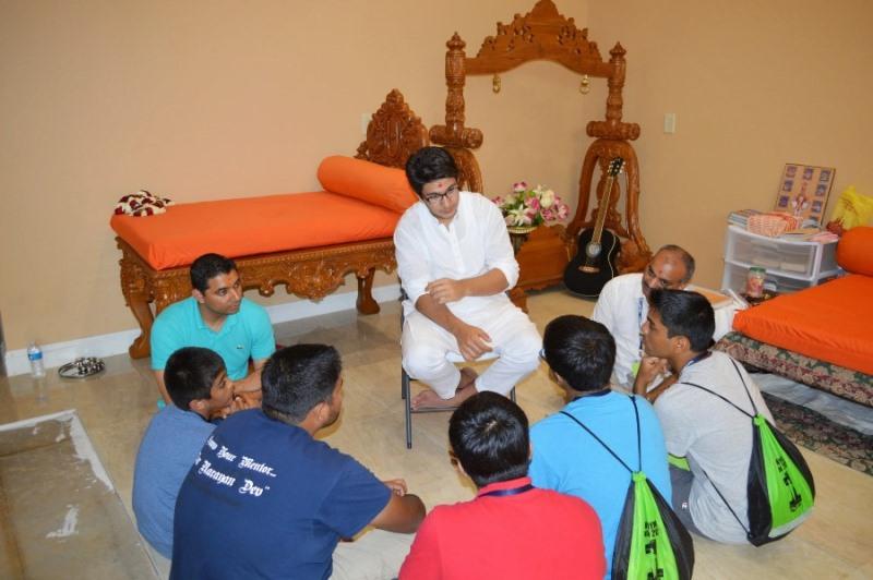 Shree Swaminarayan Nar Narayan Dev (NNDYM) Camp 2014 Byron Georgia (87)