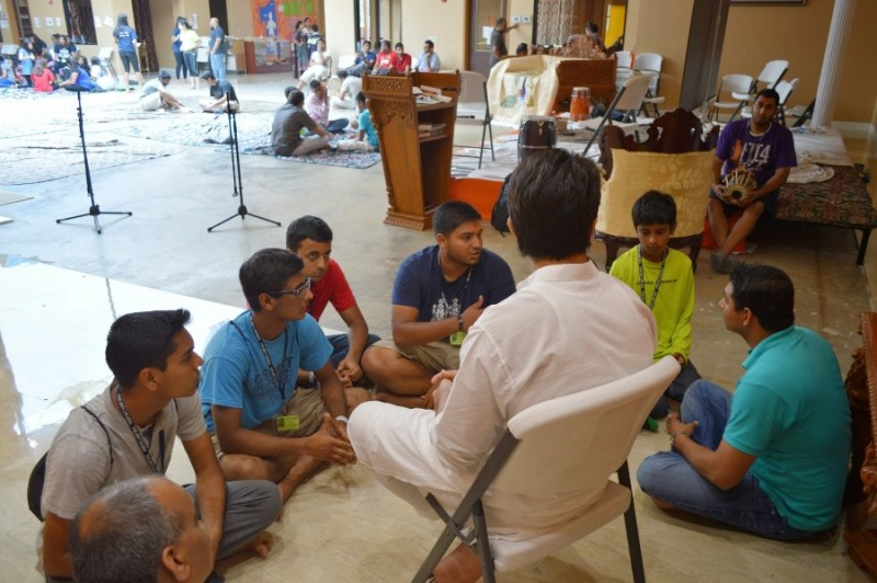 Shree Swaminarayan Nar Narayan Dev (NNDYM) Camp 2014 Byron Georgia (88)
