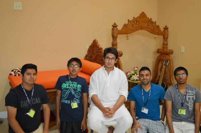 Shree Swaminarayan Nar Narayan Dev (NNDYM) Camp 2014 Byron Georgia (93)