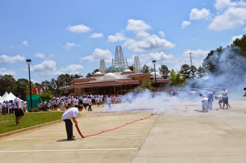 Shree Swaminarayan Nar Narayan Dev (NNDYM) Camp 2014 Byron Georgia (99)