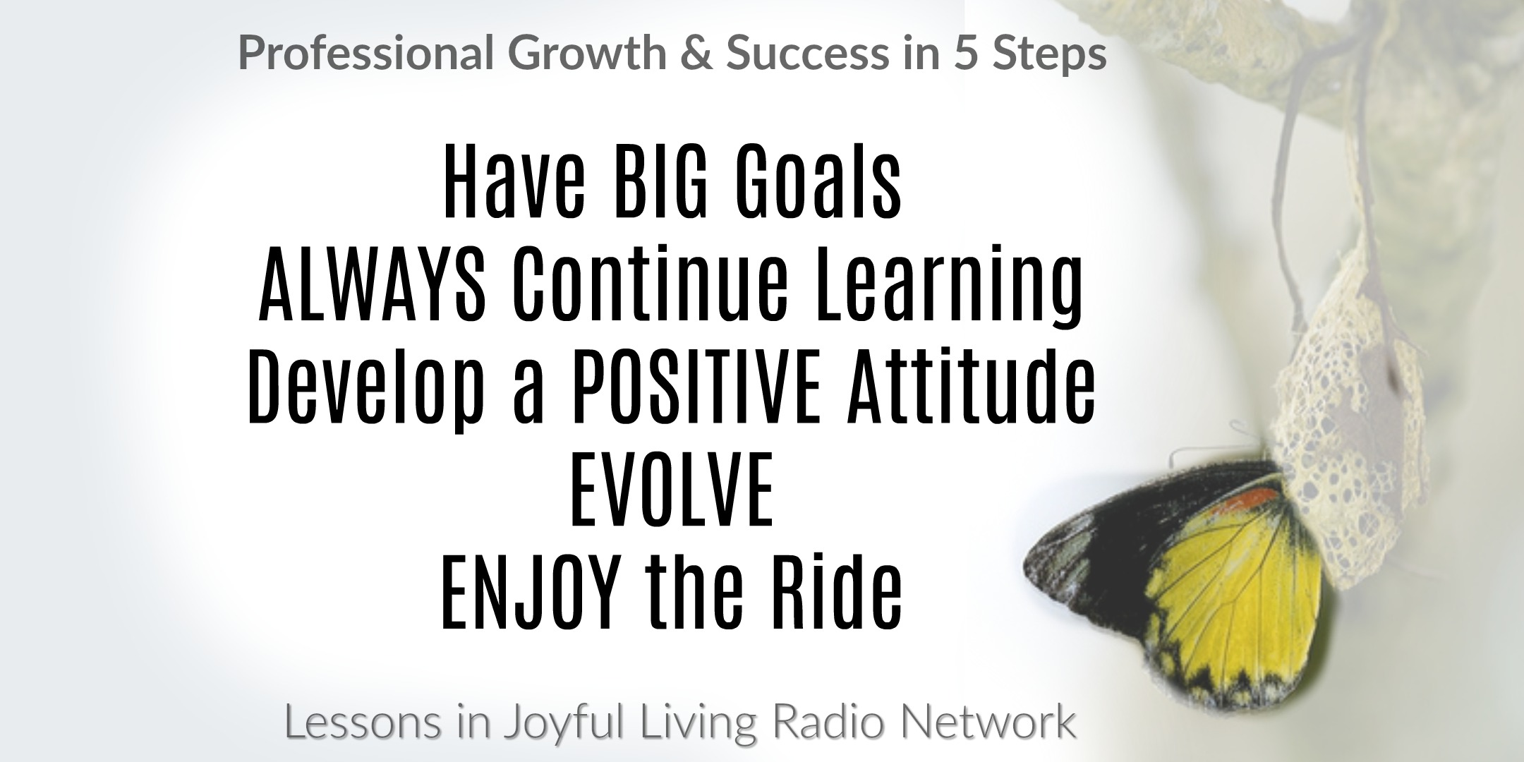 professional growth, LiJLNetwork.com, Kimberly Rinaldi, Lessons in Joyful Living, build business, internet radio, podcast