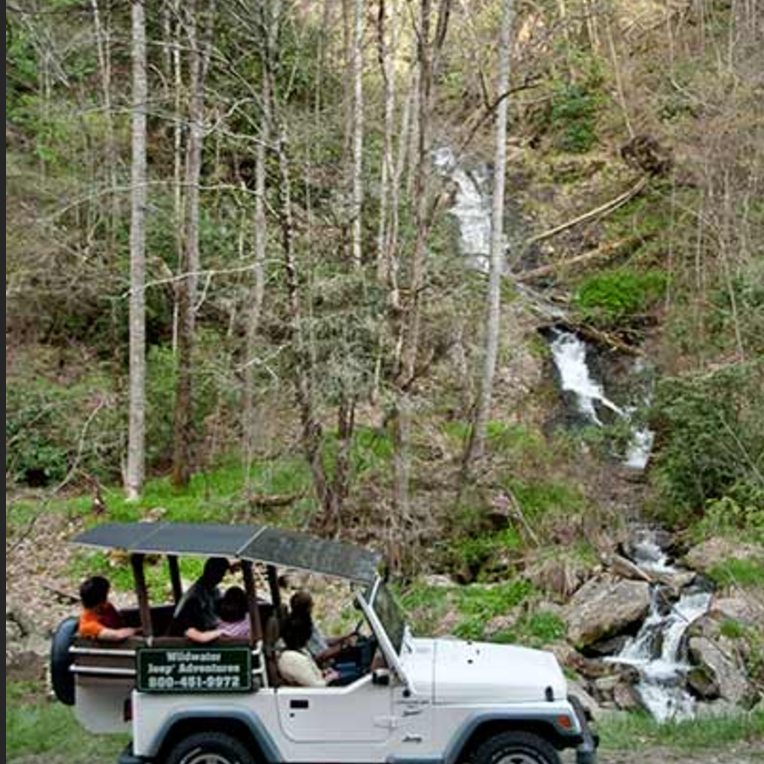 Jeep Tour Adventure