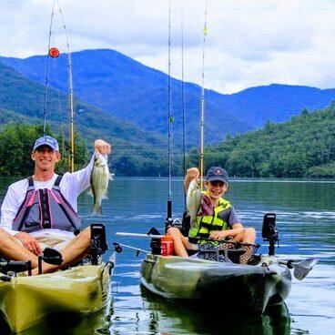 Smoky Mtn Kayak Fishing2