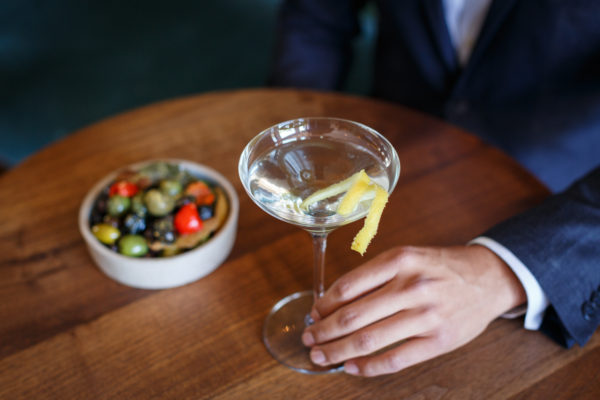 Farmshop National Martini Day Plate