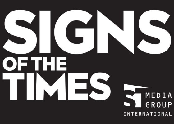 Gable - Signs of the Times – International Sign Contest