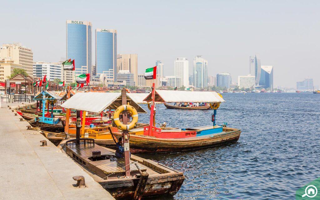 दुबई क्रीक
