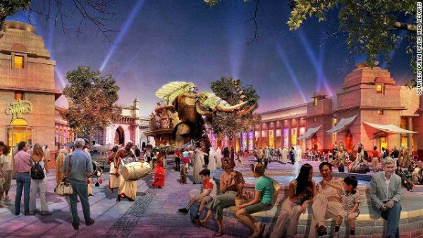 दुबई बॉलीवुड पार्क