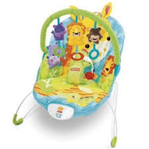 Frame bouncy seat