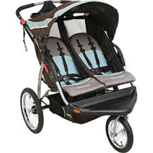 Double jogging stroller for rent