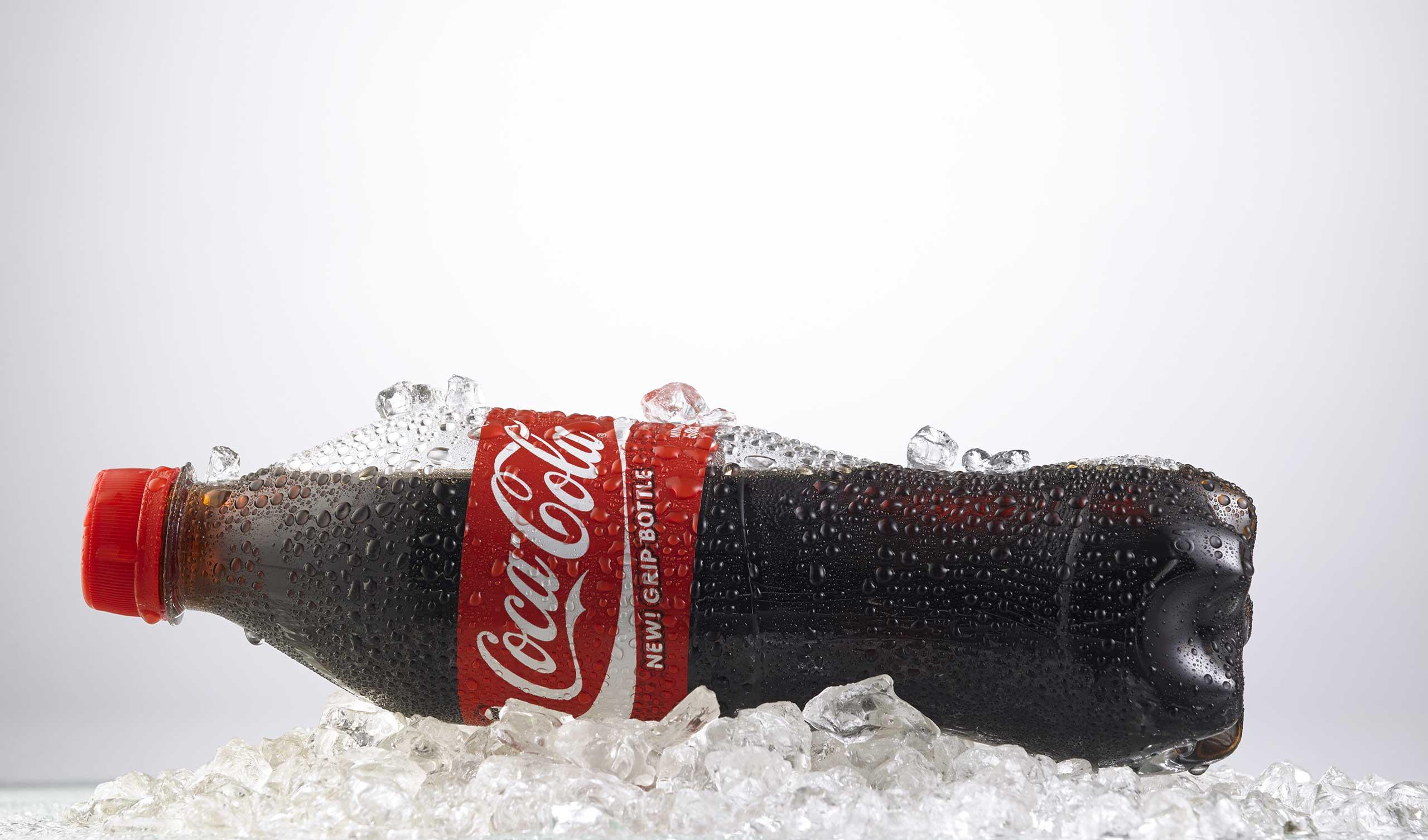 Coca-Cola Products Menu
