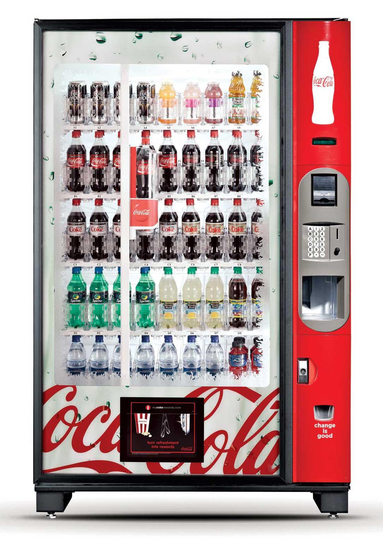 Branded Vending Machines