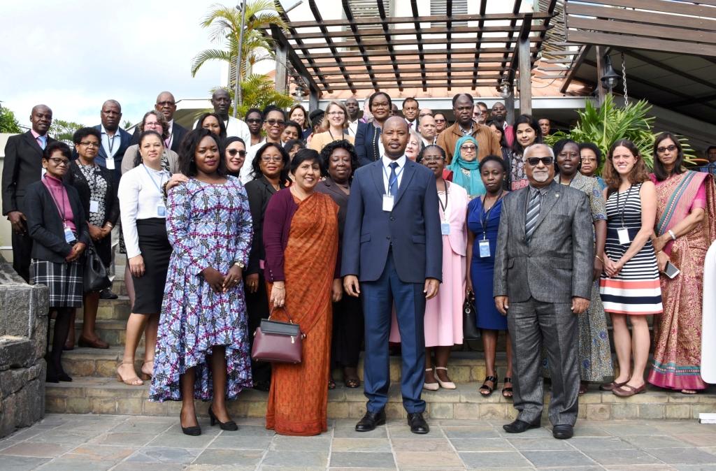 ECD Measure and CPDMA Taskforce teams meet in Mauritius for ECD Leadership Capacity Building Workshop