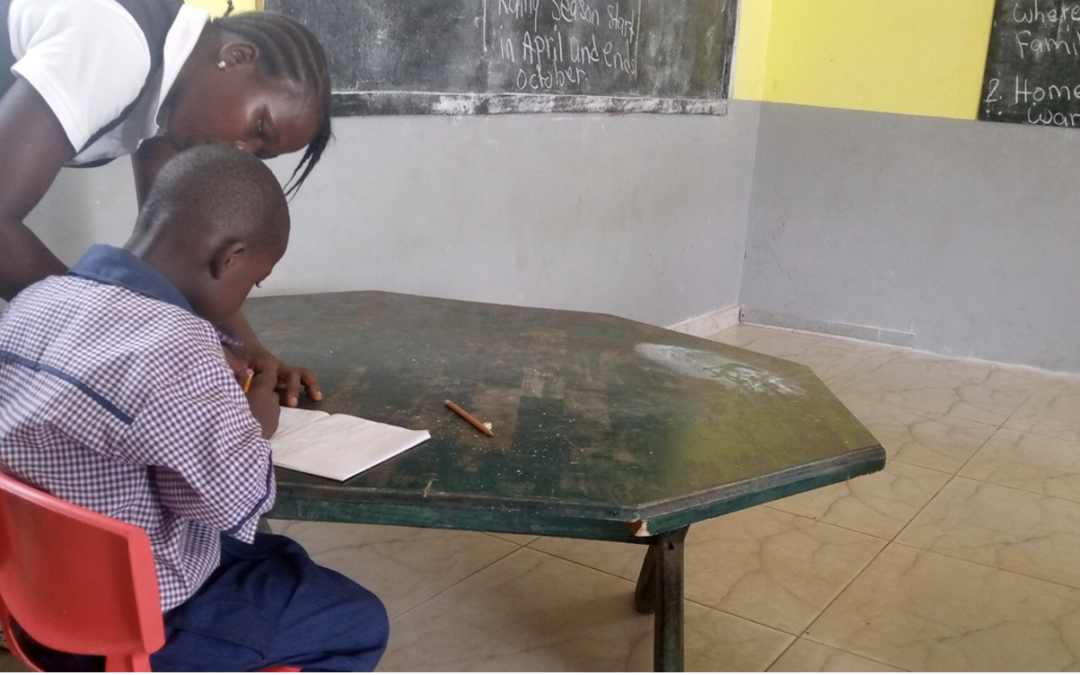 Relationship-building practices and social-emotional development in Liberian Preschools: Our findings using the BEQI observation tool