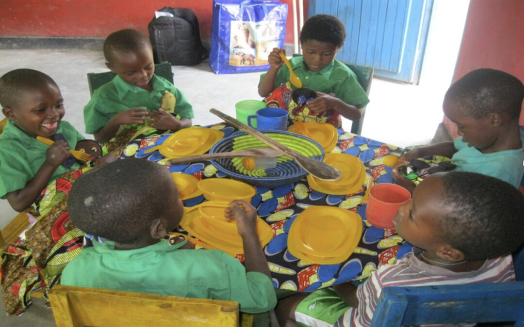Data in the Driver's Seat: Using Data to Shape Decisions on Pre-Primary Education in Rwanda