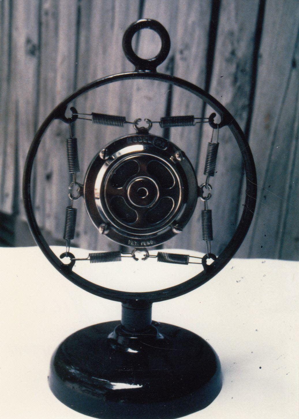 PARS Spring Microphone