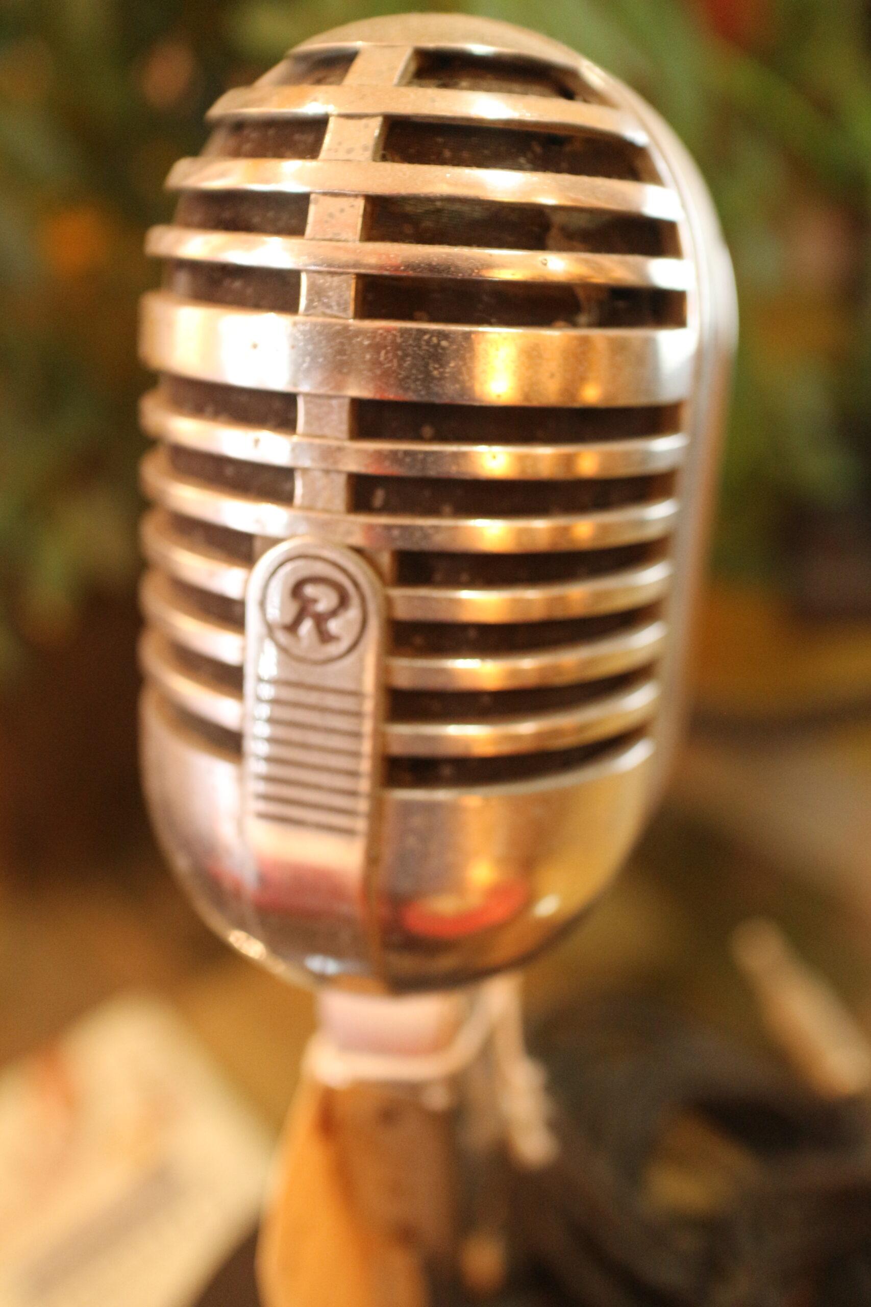 PARS Rauland Microphone