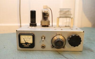 Home Made 40 Meter CW Transmitter
