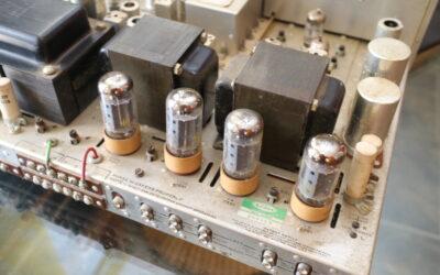 Scott Integrated Audio Amplifier