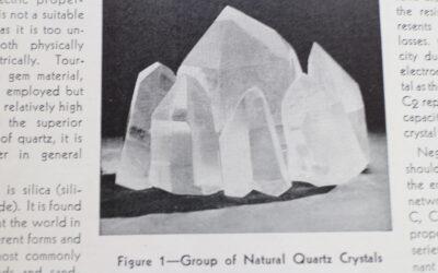 The Magic Crystal That Saved Radio