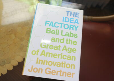 PARS Book Review: The Idea Factory by Jon Gertner