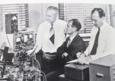 Shockley, Bardeen and Brattain--Inventors of The Transistor