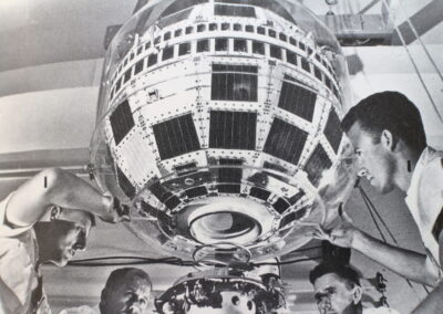 From The Idea Factory: Telstar--The First Modern Telecommunications Satellite