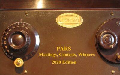 21. Meetings, Contests, Winners