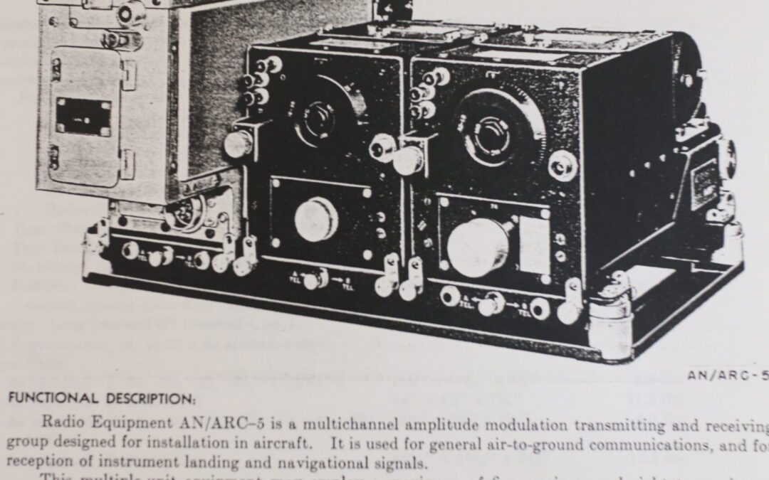 Top Secret! Collecting Military Radios, Part 2