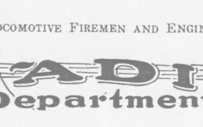 Radio History Found In Railroad Union Archives