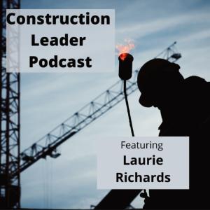 Logo for Construction Leader Podcast