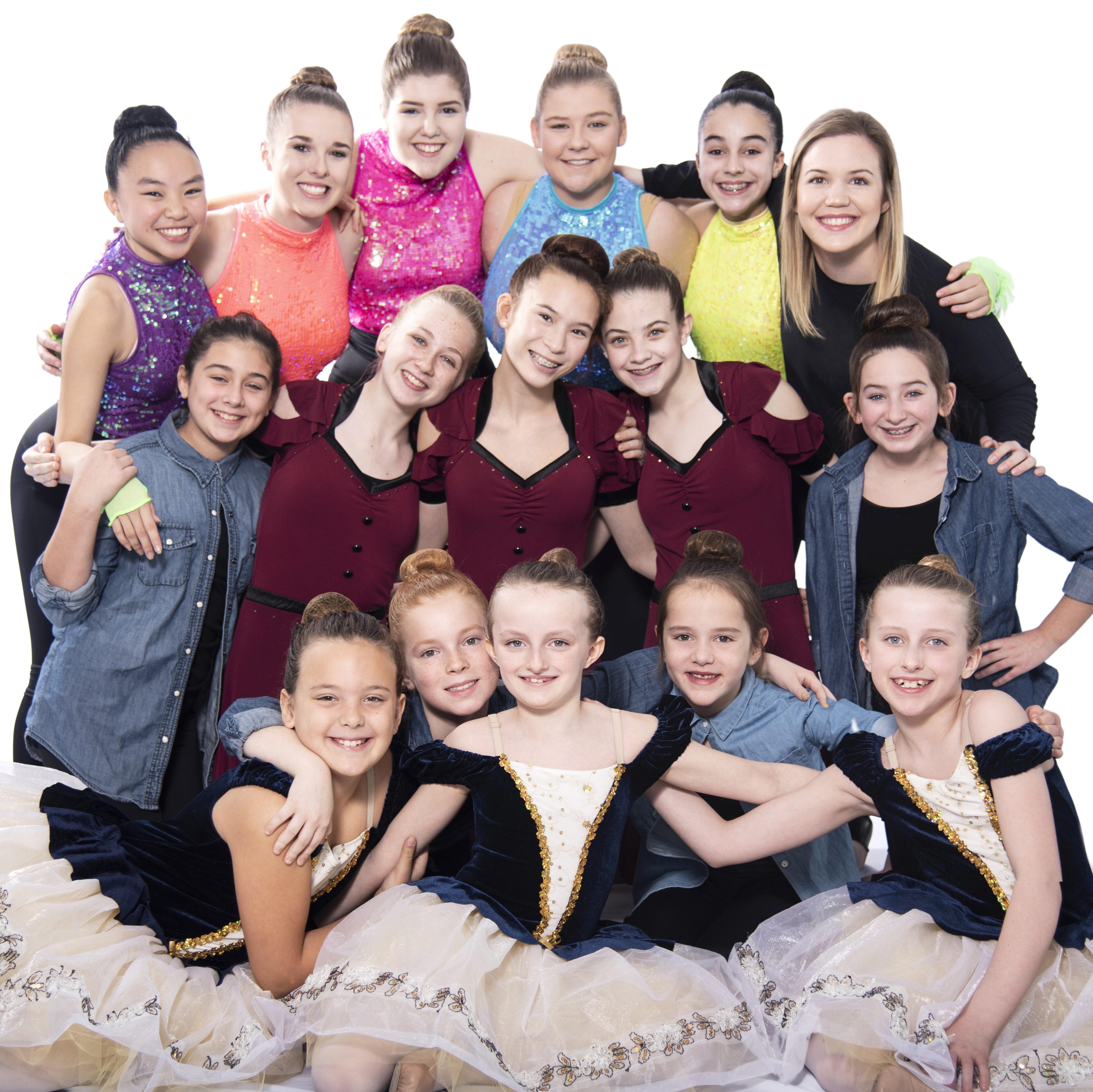 Versafied Dance Co. 2018-19
