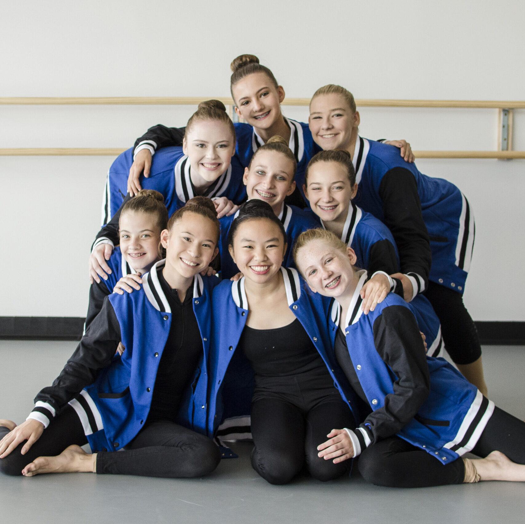 Versafied Dance Co. 2017-18