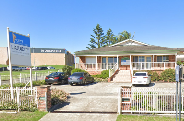 An image of the Shellharbour Liquidity Independent Advisers office, located on Wattle Rd.