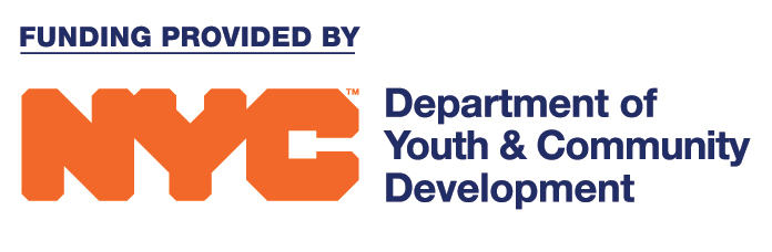 CWNY funding provided by NYC Department of Youth & Community Development