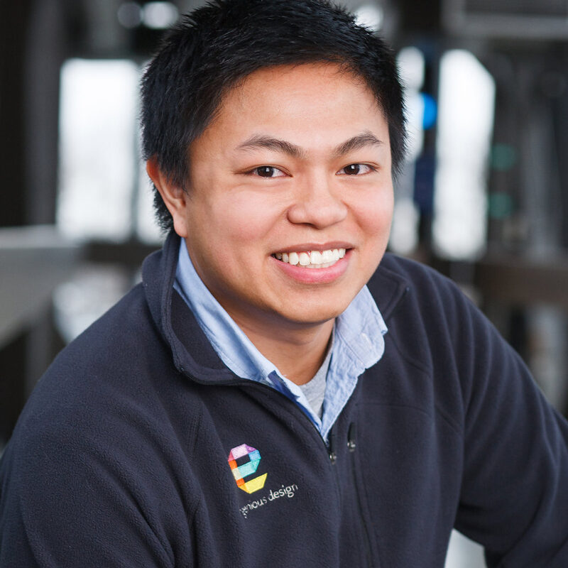 Cuong Nguyen Website Bio - Electrical Engineer