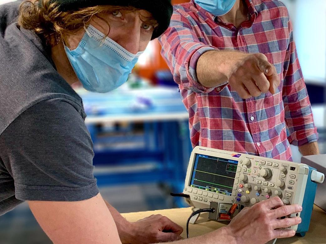Engenious Design Jobs: Team Members Testing