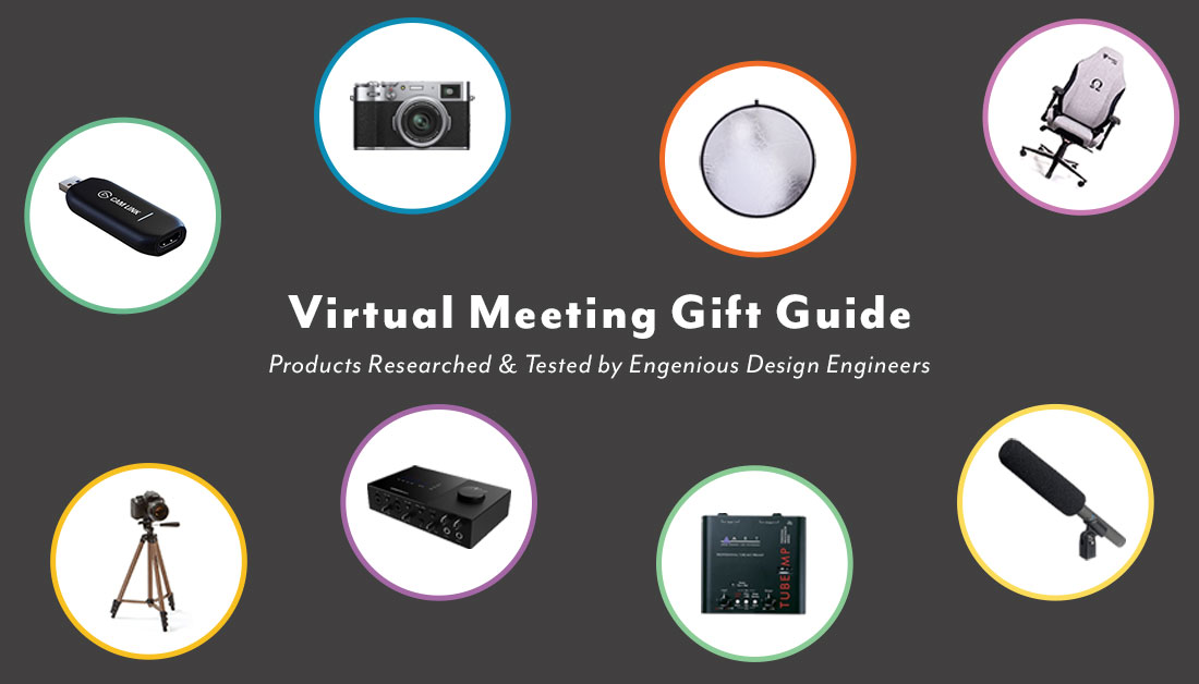 14 Product Recommendations To Achieve An HD Virtual Meeting Experience