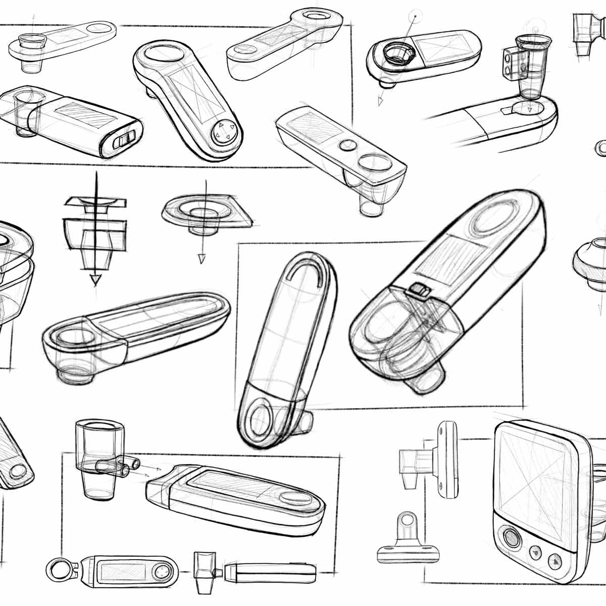 Concept Sketches | Product Development & Invention Help